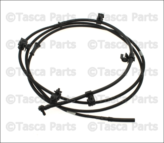 Brand New Oem Front Windshield Washer Fluid Hose Kit 2011 2013 S60