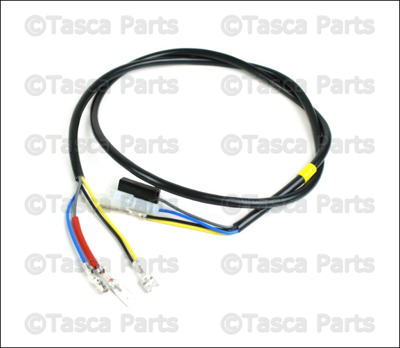 0 new oem rear tailgate lid bottom rail boot wiring harness 1985 Volvo 240 Wiring Harness Routing at edmiracle.co