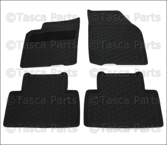 mats oem new ac row season floor dp maxpider rubber com volvo genuine weather amazon front select custom black fit all mat