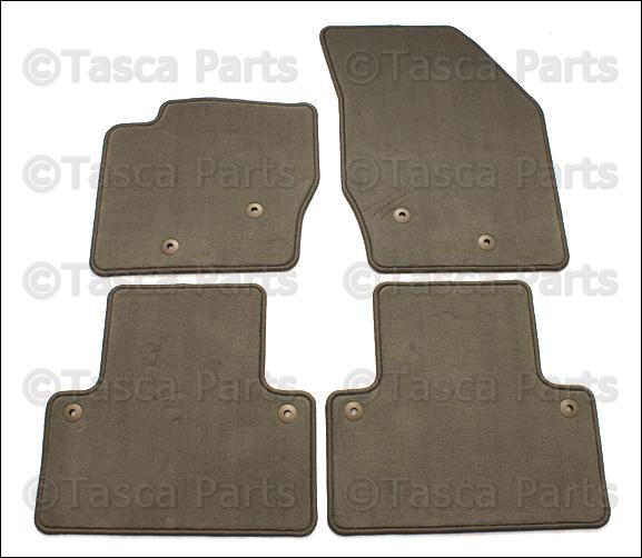 rhd volvo rubber p floor asp mats