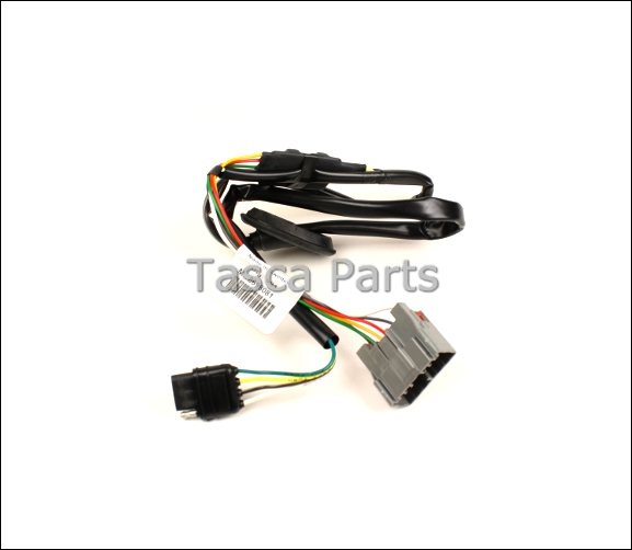 brand new oem towing hitch wiring harness 2001 2004 volvo v70 v70xc rh ebay com  volvo v70 trailer wiring harness