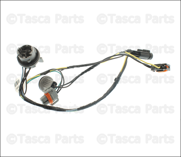 BRAND NEW GENUINE GM OEM HEADLIGHT HEADLAMP WIRE WIRING